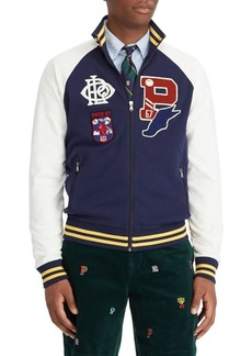 Ralph Lauren Polo Polo Ralph Lauren Cotton Interlock Track Jacket