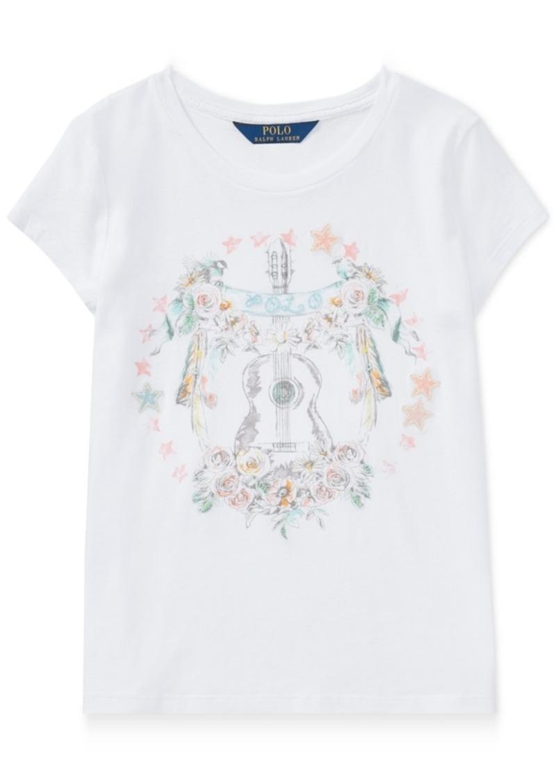 49836fc0 Ralph Lauren: Polo Polo Ralph Lauren Cotton Jersey Graphic T-Shirt ...