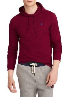 Ralph Lauren Polo Polo Ralph Lauren Cotton Jersey Hooded T-Shirt