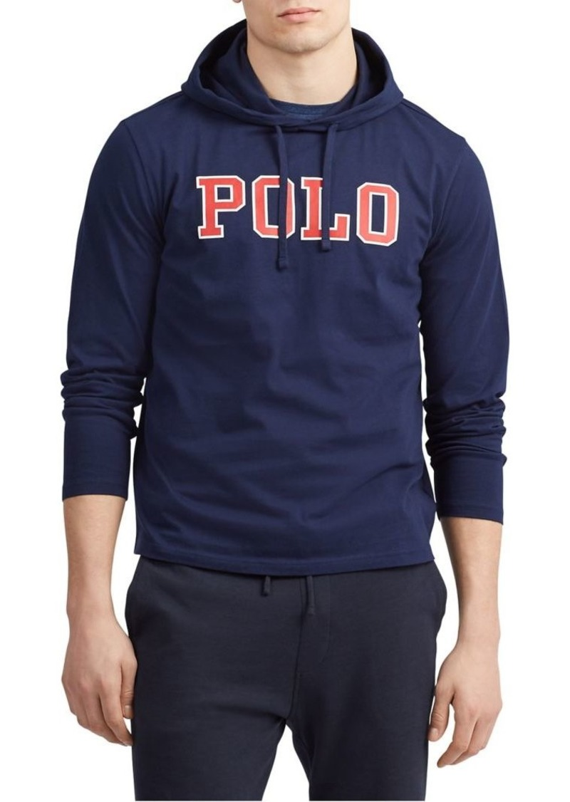 Ralph Lauren Polo Polo Ralph Lauren Cotton Jersey Hooded Tee