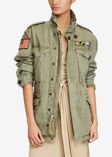 Ralph Lauren: Polo Polo Ralph Lauren Cotton Military Jacket