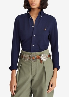Ralph Lauren: Polo Polo Ralph Lauren Cotton Oxford Shirt