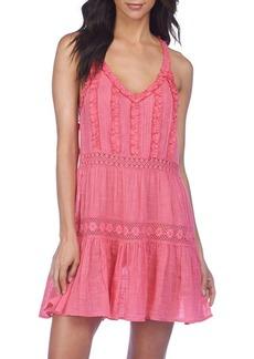 Polo Ralph Lauren Cotton Ruffle Dress
