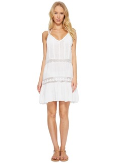 Ralph Lauren: Polo Cotton Slub Ruffle Dress Cover-Up