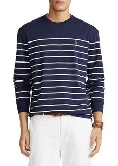 Ralph Lauren Polo Polo Ralph Lauren Classic Fit Striped Long-Sleeve Tee