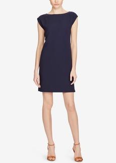 Ralph Lauren: Polo Polo Ralph Lauren Crepe Cap-Sleeve Dress