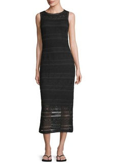 Ralph Lauren: Polo Crochet Sheath Dress