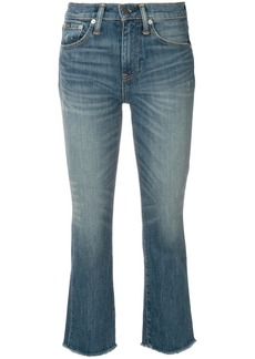 Ralph Lauren: Polo cropped boot cut jeans