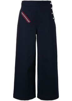 Ralph Lauren: Polo Polo Ralph Lauren cropped trousers - Blue