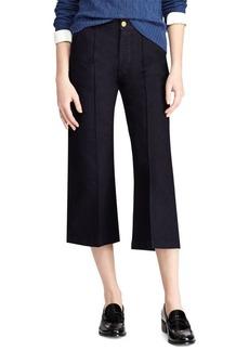 Ralph Lauren: Polo Cropped Wide-Leg Pants
