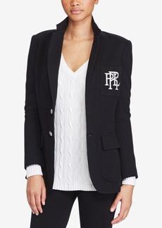 Ralph Lauren: Polo Polo Ralph Lauren Custom-Fit Fleece Blazer