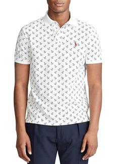 Ralph Lauren Polo Polo Ralph Lauren Custom Slim Fit Anchor Polo Shirt