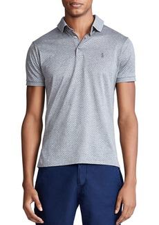 Ralph Lauren Polo Polo Ralph Lauren Custom Slim Fit Jersey Polo Shirt