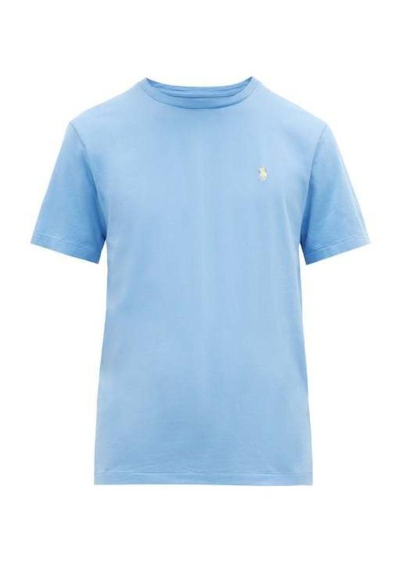Ralph Lauren Polo Polo Ralph Lauren Custom slim-fit logo-embroidered cotton T-shirt