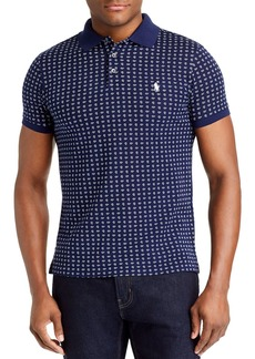 Ralph Lauren Polo Polo Ralph Lauren Custom Slim Fit Mesh Polo Shirt
