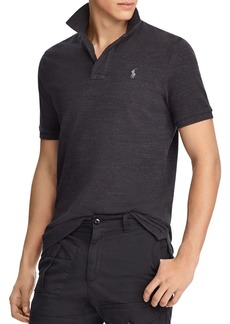 Ralph Lauren Polo Polo Ralph Lauren Custom Slim Fit Mesh Short Sleeve Polo Shirt