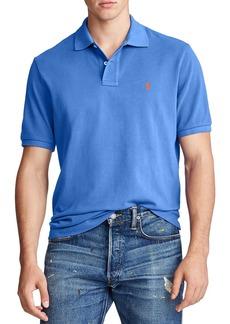 Ralph Lauren Polo Polo Ralph Lauren Custom Slim Fit Mesh Polo Shirt