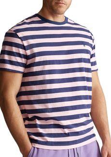 Ralph Lauren Polo Polo Ralph Lauren Custom Slim Fit Striped Tee