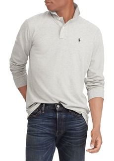 Ralph Lauren Polo Polo Ralph Lauren Custom Slim Long-Sleeve Polo