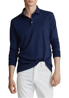Ralph Lauren Polo Polo Ralph Lauren Custom Slim Long-Sleeve Polo Shirt