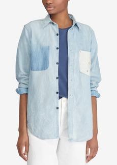 Ralph Lauren: Polo Polo Ralph Lauren Denim Shirt