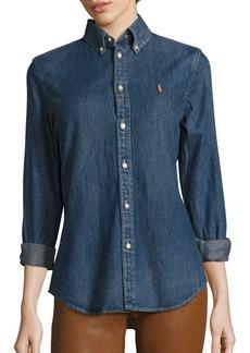 Ralph Lauren: Polo Denim Shirt