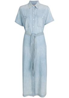 Polo Ralph Lauren denim shirt dress - Blue