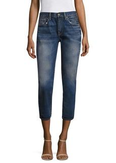 Ralph Lauren: Polo Polo Ralph Lauren Distressed Straight-Leg Jeans