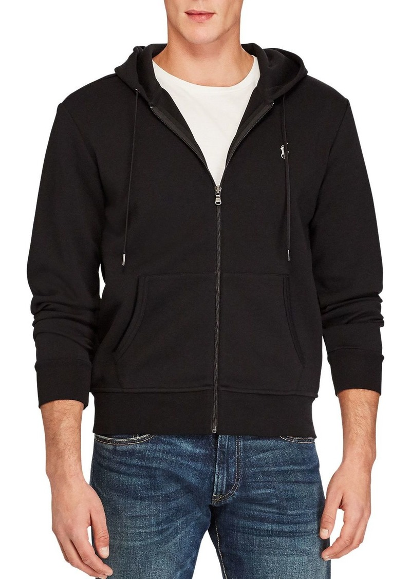 Ralph Lauren Polo Polo Ralph Lauren Double-Knit Full-Zip Hoodie