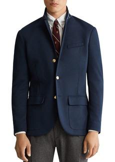 Ralph Lauren Polo Polo Ralph Lauren Double-Knit Ponte Blazer