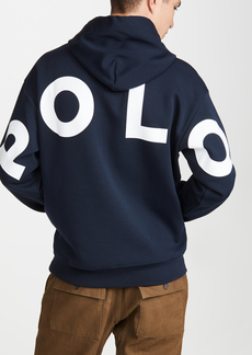 Ralph Lauren Polo Polo Ralph Lauren Double Knit Tech Hoodie