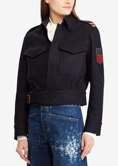 Ralph Lauren: Polo Polo Ralph Lauren Embroidered Jacket