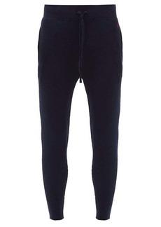 Ralph Lauren Polo Polo Ralph Lauren Embroidered-logo cotton-blend pyjama trousers