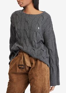 Ralph Lauren: Polo Polo Ralph Lauren Cable Sweater