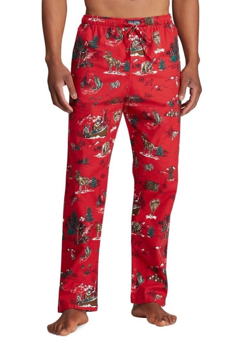 Ralph Lauren Polo Polo Ralph Lauren Flannel Pajama Pants