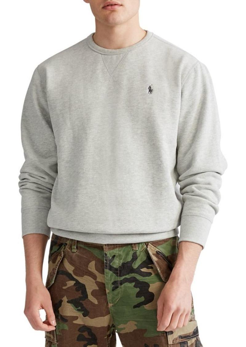 Ralph Lauren Polo Polo Ralph Lauren Fleece Crewneck Sweatshirt