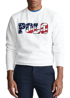 Ralph Lauren Polo Polo Ralph Lauren Fleece Graphic Sweatshirt