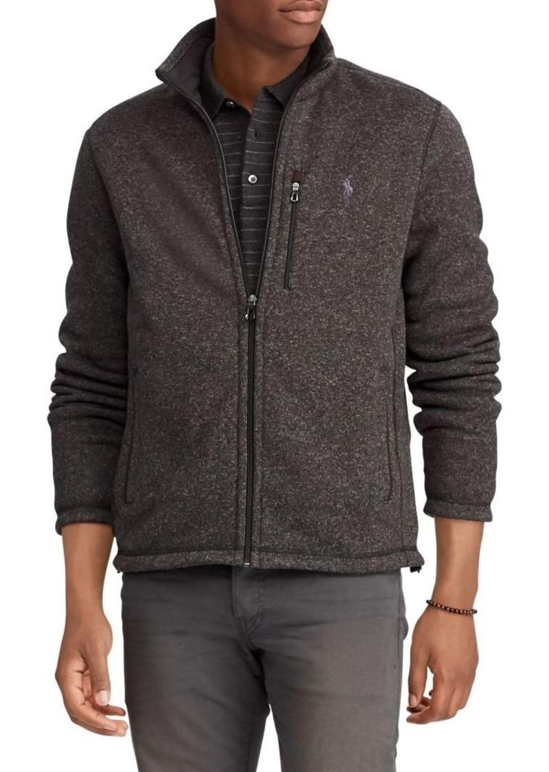 Ralph Lauren Polo Polo Ralph Lauren Fleece Mockneck Jacket