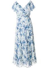 Ralph Lauren: Polo Polo Ralph Lauren floral flared maxi dress - Blue