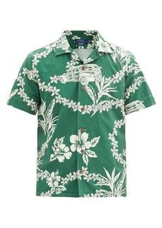 Ralph Lauren Polo Polo Ralph Lauren Floral-print cotton short-sleeved shirt