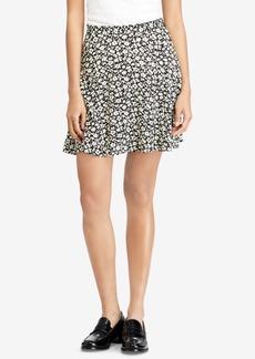 Ralph Lauren: Polo Polo Ralph Lauren Floral-Print Crepe Skirt
