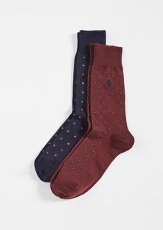 Ralph Lauren Polo Polo Ralph Lauren Foulard Paisley Socks