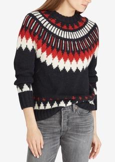 Ralph Lauren: Polo Polo Ralph Lauren Geometric Sweater