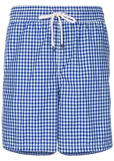 Ralph Lauren Polo gingham check swim shorts