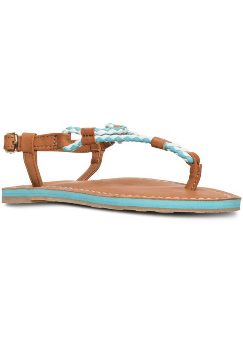 Ralph Lauren: Polo Polo Ralph Lauren Girls' Alexis Braided Sandals from Finish Line