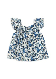 Ralph Lauren: Polo Polo Ralph Lauren Girls' Challis Floral Top - Little Kid