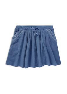 Ralph Lauren: Polo Polo Ralph Lauren Girls' Cotton Gauze Skirt - Big Kid