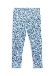 Ralph Lauren: Polo Polo Ralph Lauren Girls' Floral Leggings - Little Kid
