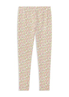 Ralph Lauren: Polo Polo Ralph Lauren Girls' Floral Leggings - Big Kid