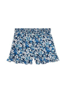 Ralph Lauren: Polo Polo Ralph Lauren Girls' Floral Shorts - Big Kid